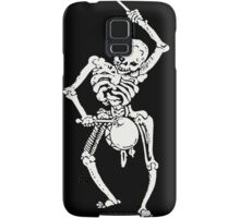 Zombie Undead Skeleton Marching and Beating A Drum Samsung Galaxy Case/Skin