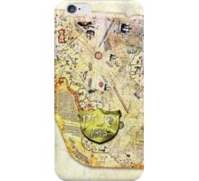 Piri Reis MAP iPhone Case/Skin