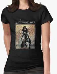 Masquerade Clan: Assamite V20 Womens Fitted T-Shirt