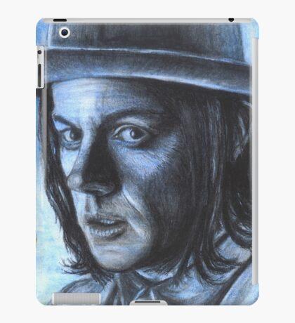 Jack White - Blue veins iPad Case/Skin