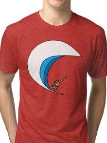 Round-house Cutback Tri-blend T-Shirt