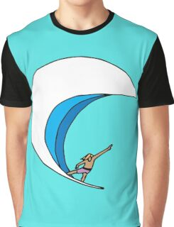 Round-house Cutback Graphic T-Shirt
