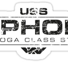 USS Sephora Sticker
