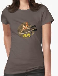 The Betty Womens Fitted T-Shirt