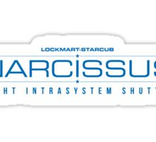 The Narcissus Sticker