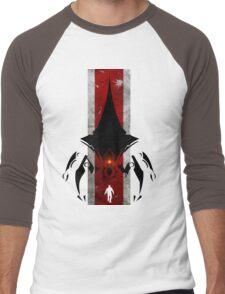 The commander t-shirt & Poster Men's Baseball ¾ T-Shirt