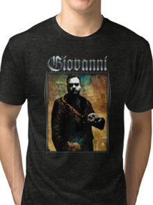 Masquerade Clan: Giovanni V20 Tri-blend T-Shirt