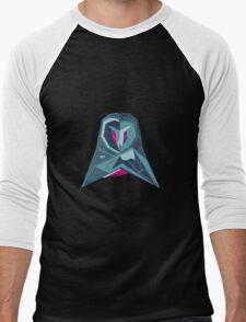 Abstract owl by TKR Art Men's Baseball ¾ T-Shirt