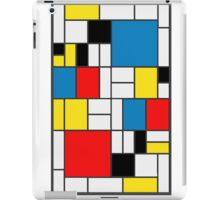 Piet Mondrian Composition iPad Case/Skin