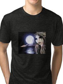 All My Love...All Hallow's Eve (Halloween Spirit) Tri-blend T-Shirt