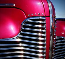1940 Buick Grille by debidabble