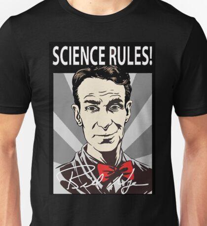 billnye Unisex T-Shirt