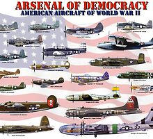 Arsenal of Democracy by Mil Merchant