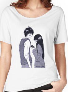 Kazehaya Sawako Women's Relaxed Fit T-Shirt
