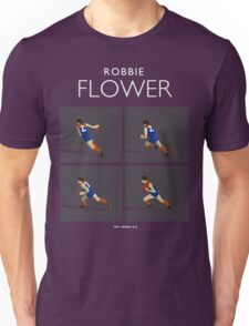 Robbie Flower, Melbourne closeup Unisex T-Shirt