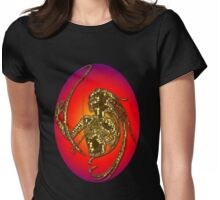 Sagittarius-  Art + Products Design  Womens Fitted T-Shirt
