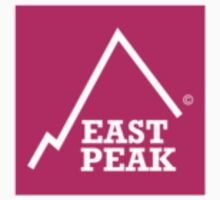 East Peak Apparel - Pink Square Small Logo One Piece - Long Sleeve
