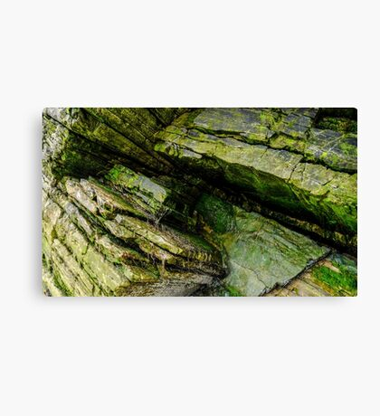Rocks of Maghera - County Donegal, Ireland #12 Canvas Print