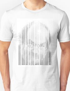 All work and no play makes Jack a dull boy... T-Shirt