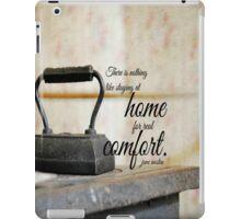 Jane Austen Home iPad Case/Skin