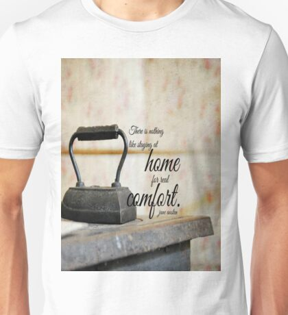 Jane Austen Home Unisex T-Shirt