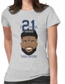 E2EK1EL Savage (Issa Spoon) Womens Fitted T-Shirt