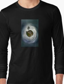 Planet Art Long Sleeve T-Shirt