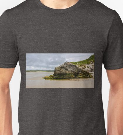 Rocks of Maghera Beach - Ireland #15 Unisex T-Shirt