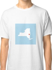 New York Love Classic T-Shirt