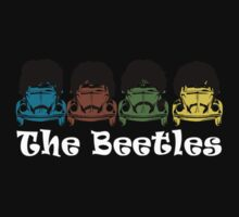The Beatles/Beetles Kids Clothes