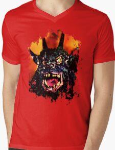 Night of the Demon Mens V-Neck T-Shirt