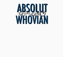 Absolut Whovian Unisex T-Shirt