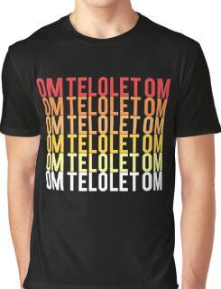 Om Telolet Om Graphic T-Shirt