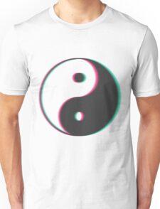YinYang Transparent Tumblr Style Unisex T-Shirt
