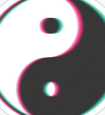 YinYang Transparent Tumblr Style Sticker