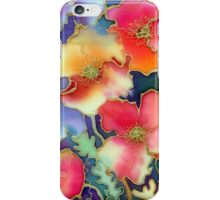Silky Iceland Poppies iPhone Case/Skin