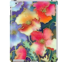 Silky Iceland Poppies iPad Case/Skin