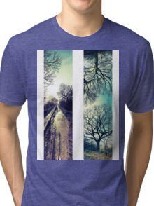'Discovery' Panorama Set   Tri-blend T-Shirt