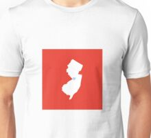 New Jersey Love Unisex T-Shirt