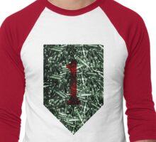 1st Infantry Division - .223 ammo Men's Baseball ¾ T-Shirt
