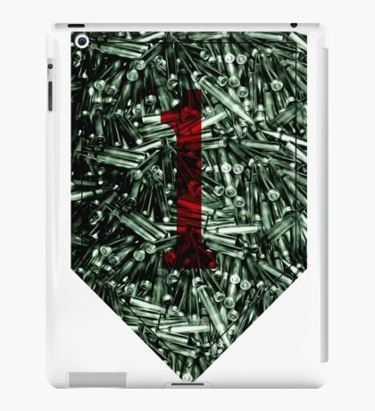 1st Infantry Division - .223 ammo iPad Case/Skin
