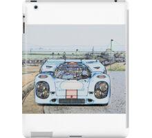 1967 Porsche 911 917K Illustration  iPad Case/Skin