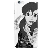 Ariel Goth Punk Grunge iPhone Case/Skin