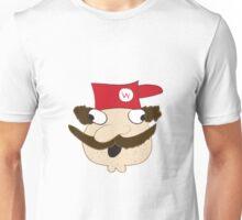 Demented Mario Unisex T-Shirt