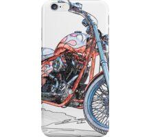Chopper Illustration III iPhone Case/Skin