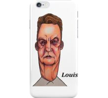 King Louis iPhone Case/Skin