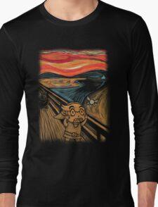 Scream in Hyrule Long Sleeve T-Shirt