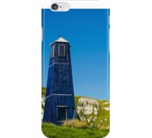 The Blue Tower iPhone Case/Skin