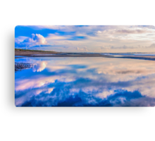 Refelections Canvas Print