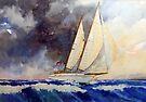 "SV ""SASCHA"" by globeboater"